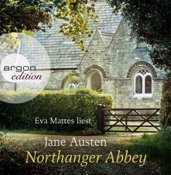 Northanger Abbey, 7 Audio-CDs (Sonderedition)