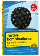 Tastenkombinationen für Windows & Office - Alle...