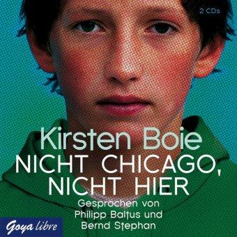 Nicht Chicago, nicht hier, 2 Audio-CDs