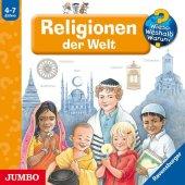 Religionen der Welt, 1 Audio-CD Cover
