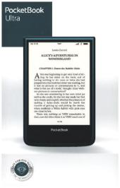 Pocketbook Ultra PB650, white, E-Book Reader