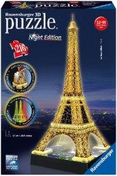 Eiffelturm bei Nacht (Puzzle 3D)