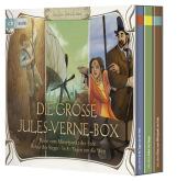 Die große Jules-Verne-Box, 10 Audio-CDs Cover