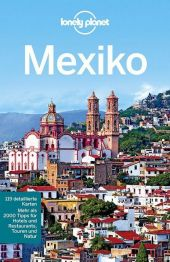 Lonely Planet Mexiko
