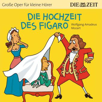 Die Hochzeit des Figaro, 1 Audio-CD