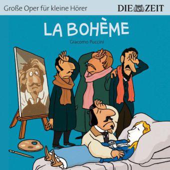 La Bohème, 1 Audio-CD