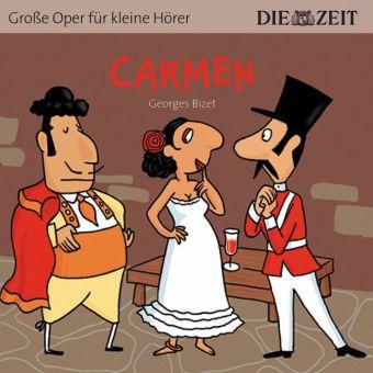 Carmen, 1 Audio-CD