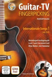 Guitar-TV: Fingerpicking - Internationale Songs...