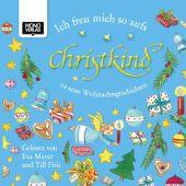 Ich freu mich so aufs Christkind, 2 Audio-CDs Cover