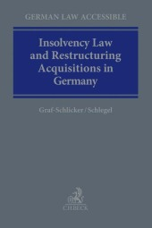 Insolvency Law & Restructuring in Germany