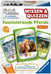 tiptoi® Wissen & Quizzen, Faszinierende Pferde (Spiel-Zubehör) Cover