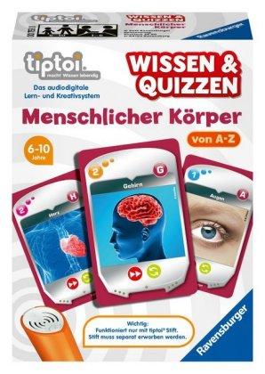 tiptoi® Wissen & Quizzen, Menschlicher Körper (Spiel-Zubehör)