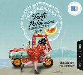 Tante Poldi und die sizilianischen Löwen, 6 Audio-CDs Cover
