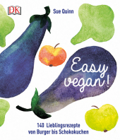 Easy vegan! Cover
