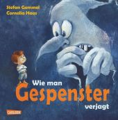 Wie man Gespenster verjagt Cover