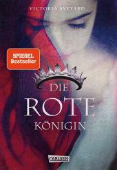 Die rote Königin Cover