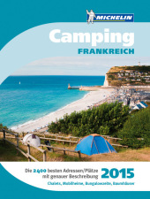 Michelin Camping Frankreich 2015