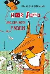 Herr Fuchs und der rote Faden Cover