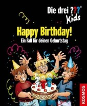 Die drei ???-Kids - Happy Birthday!