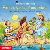 Sommer, Samba, Sonnenschein, 1 Audio-CD Cover