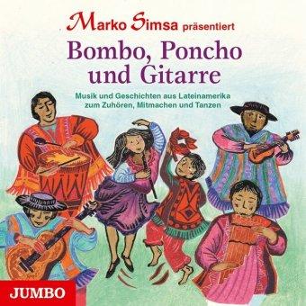 Bombo, Poncho und Gitarre, Audio-CD