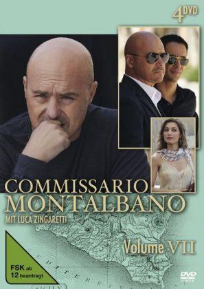 Commisario Montalbano, 2 DVDs