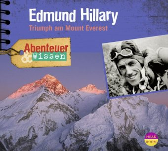 Edmund Hillary, Triumph am Mount Everest, 1 Audio-CD