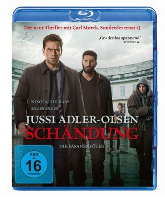Schändung, 1 Blu-ray