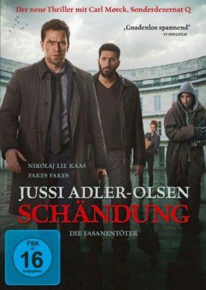 Schändung, 1 DVD