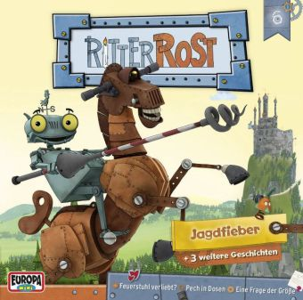 Ritter Rost - Jagdfieber, Audio-CD