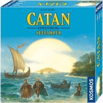 Die Siedler von Catan, Seefahrer-Erweiterung (Spiel-Zubehör)