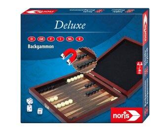 Backgammon, Deluxe Reisespiel (Spiel)