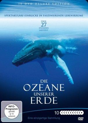 Die Ozeane unserer Erde, 10 DVDs (Deluxe Edition)