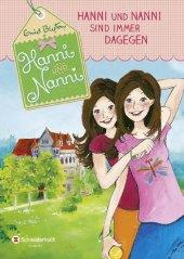 Hanni und Nanni sind immer dagegen Cover