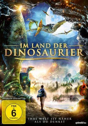 Im Land der Dinosaurier, 1 DVD