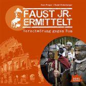 Faust jr. ermittelt - Verschwörung gegen Rom, Audio-CD