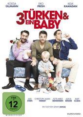 3 Türken und ein Baby, 1 DVD Cover