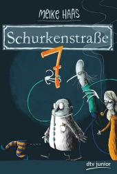 Schurkenstraße 7 Cover