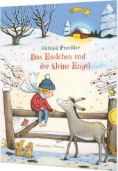Das Eselchen und der kleine Engel Cover