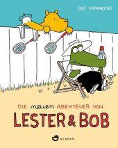 Die neuen Abenteuer von Lester & Bob