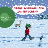 Frohe Weihnachten, Zwiebelchen, 2 Audio-CDs Cover