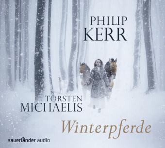 Winterpferde, 4 Audio-CDs