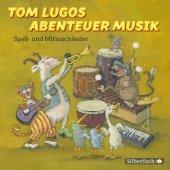 Abenteuer Musik, 1 Audio-CD Cover
