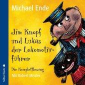 Jim Knopf und Lukas der Lokomotivführer - Die Komplettlesung, 6 Audio-CDs