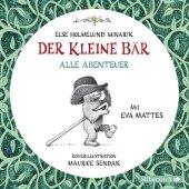 Der Kleine Bär - Alle Abenteuer, 1 Audio-CD