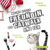 Meine beste Freundin, der Catwalk und ich, 2 Audio-CDs Cover