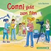 Meine Freundin Conni, Conni geht zum Film, 1 Audio-CD Cover