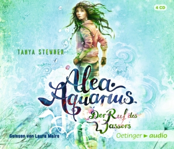Alea Aquarius - Der Ruf des Wassers, 4 Audio-CDs