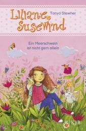 Liliane Susewind - Ein Meerschwein ist nicht gern allein Cover