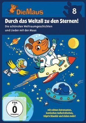 Die Sendung mit der Maus - Durch das Weltall zu den Sternen!, 1 DVD